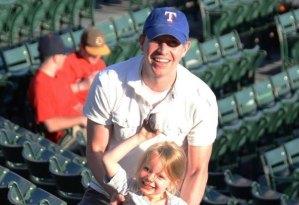 Emilie Parker & Her Dad