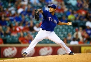 Martin Perez: Tommy John Surgery Bound Credit: Kevin Jairaj-USA TODAY Sports