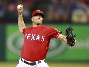 MLB: Boston Red Sox at Texas Rangers